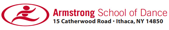 Armstrong School of Dance Retina Logo