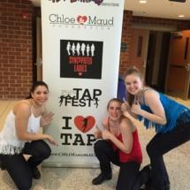Dancing in the D.C. Tap Fest