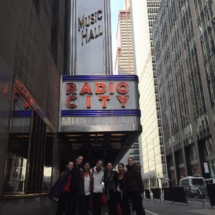 Armstrong Dance Teams Audition for the Radio City Music Hall Rockette Summer Dance Intensive