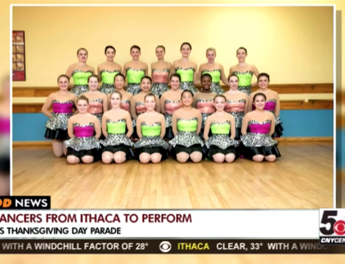 23 Armstrong Dancers Head to the 2016 Macy's Thanksgiving Day Parade!