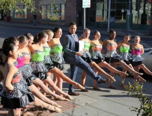 'Dancing with the Mayor' day declared in Ithaca for local dancers in Macy's Thanksgiving parade
