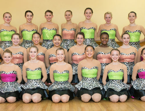 Armstrong Dance Makes Front Page News in the Ithaca Journal! Dancers to Perform in Macy's Parade